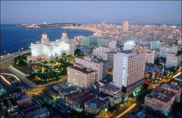 Très réputée pour ses cigares, quelle ville est la capitale de Cuba ?