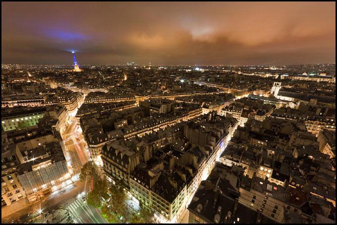 Ville connue pour être une des plus romantique au monde, quelle est la capitale de la France ?