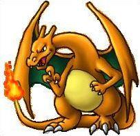 Pokemon type feu