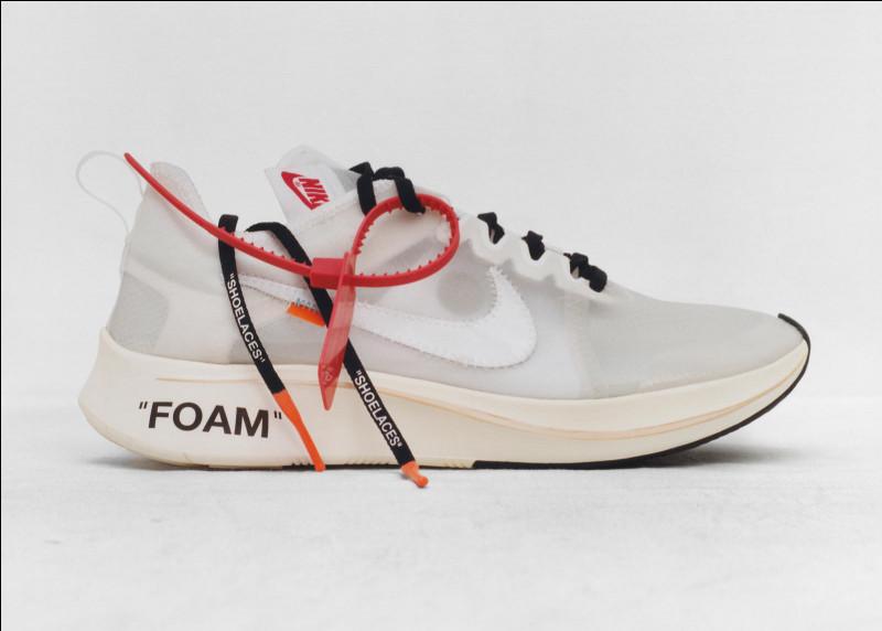 Quelle marque vend ce genre de chaussures ?
