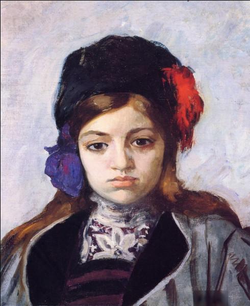 """Quel peintre est l'auteur du tableau """"Portrait de Nono"""" ?"""