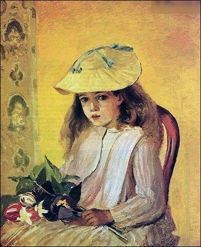"""""""Jeanne"""" est un tableau de quel peintre ?"""