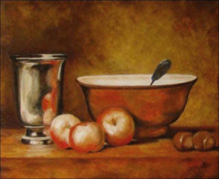 Quel philosophe comptait parmi les admirateurs de Jean Siméon Chardin ?