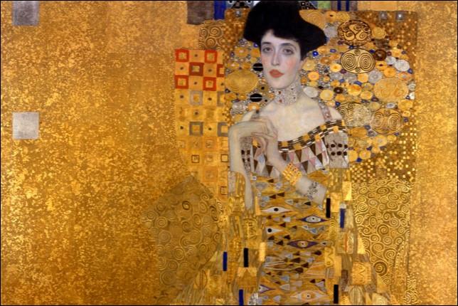 Gustav Klimt est connu pour l'usage de l'or dans ses peintures ; il admirait les mosaïques byzantines d'une ville italienne. Laquelle ?
