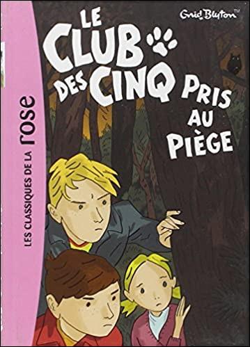 Dans quel pays la série de romans Le Club des cinq a-t-elle été créée ?