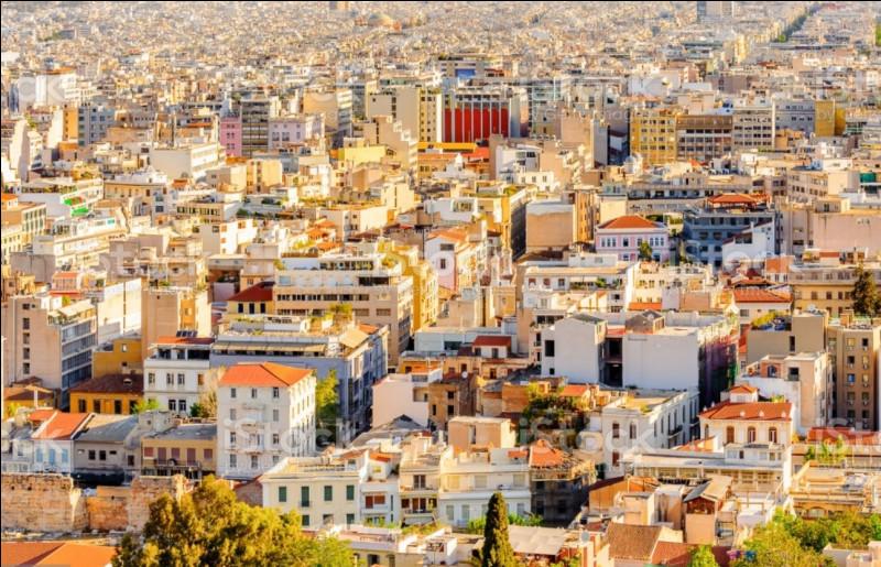 Quelle est cette capitale du sud de l'Europe ?