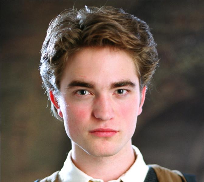 Dans quelle maison Cedric Diggory est-il envoyé ?