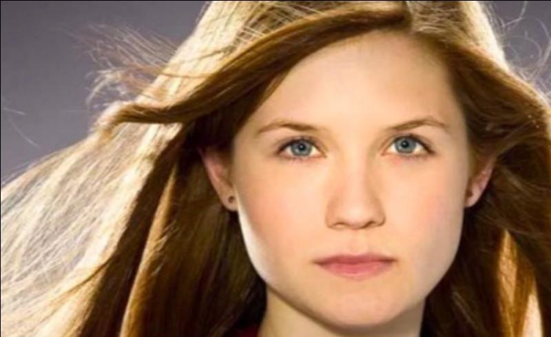 Dans quelle maison Ginny Weasley est-elle envoyée ?