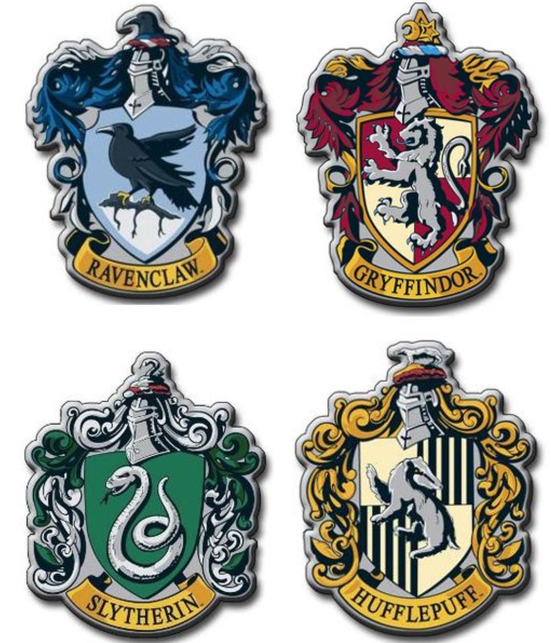 Harry Potter : les maisons
