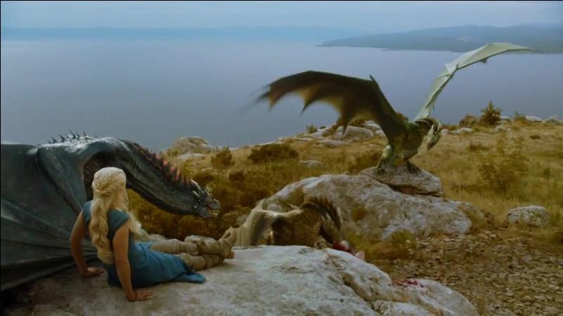 Combien de griffes chaque dragon possède-t-il ?