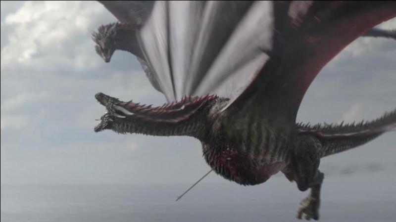 Lequel de ces clans a tué le dragon Viserion ?