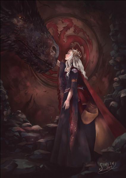 Combien de dragons les Targaryens possèdent-ils pendant la conquête de Westeros ?
