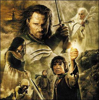 """** En quelle année le premier film de la trilogie du """"Le Seigneur des anneaux"""" est-il sorti ?"""