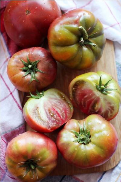 Ces tomates sont des...