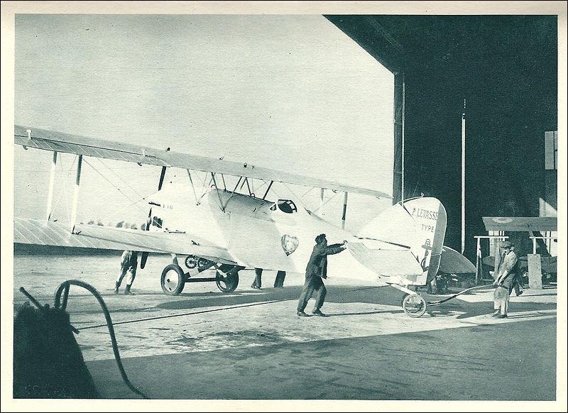 L'Oiseau blanc était l'avion de...