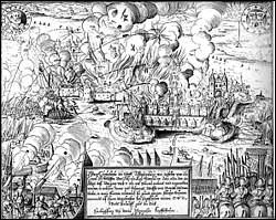 Le 20 mai 1631, l'armée du Saint-Empire s'empare de cette ville, protestante et hanséatique. Les soldats impériaux massacrent les habitants et incendient la ville. Quelle est cette ville allemande, alors importante, qui ne se relèvera pas avant longtemps ?