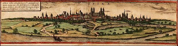 En mars 1689, lors des guerres du Palatinat, la ville allemande de Worms est totalement incendiée. Sa voisine Spire subit un sort similaire. Qui ravage ces villes ?