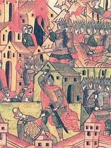 Villes assiégées et pillées (4)