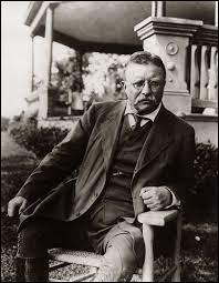 Qui était le président des États-Unis de 1901 à 1909 ?