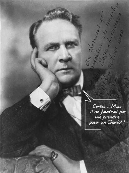 Ténor russe, parmi les plus grands noms de l'histoire lyrique. Son patronyme recèle les mêmes lettres que celui d'un très grand acteur. Qui est-il ?