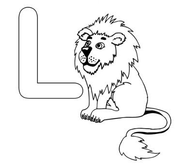 Animaux en L