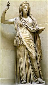 Qui est la déesse Héra pour Zeus ?