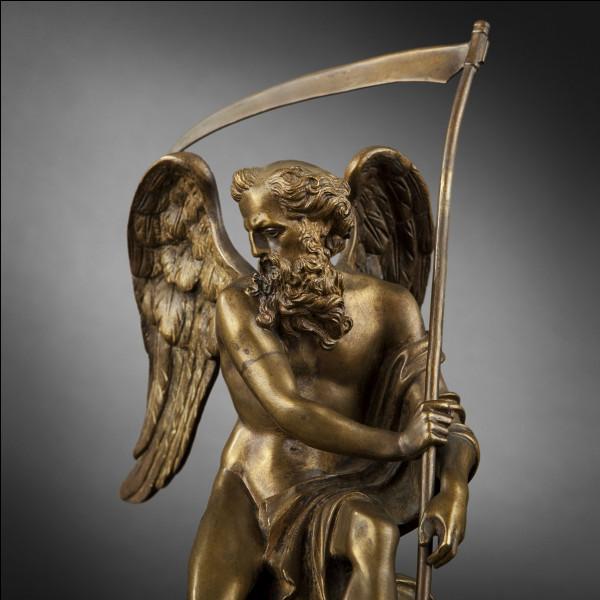Qui est Cronos, père de Zeus ?