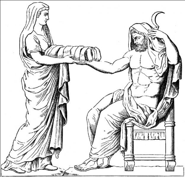 Zeus est le troisième fils de Rhéa et Chronos, qui sont ses deux frères aînés ?