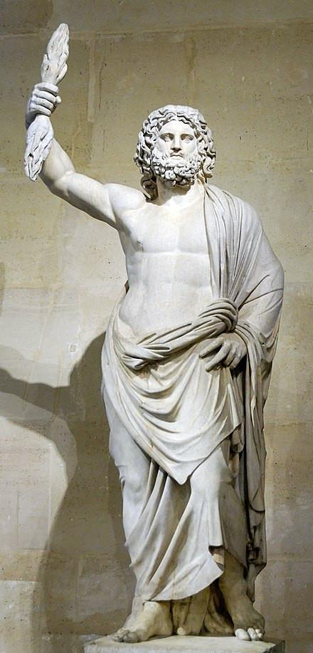 Mythologie grecque - Zeus