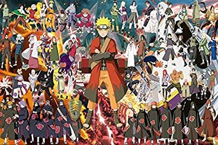 Qui sont ces personnages de Naruto ?