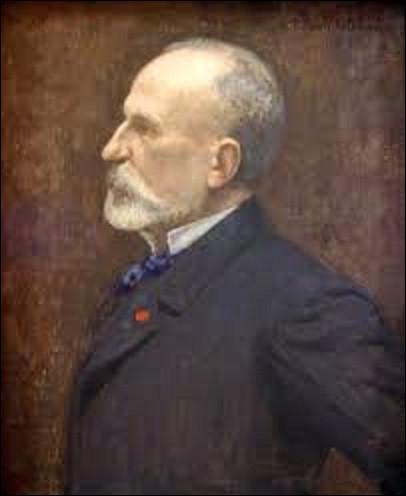 Quel symboliste a fait ici son autoportrait en 1887 ?