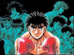 """Un perdant peut parfois se montrer méprisant et rager en affichant sa jalousie. Quel est ce personnage qu'on peut voir dans un manga """"_____ la rage de vaincre"""" ?"""