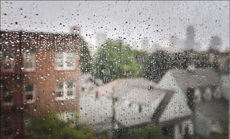 """Quelle """"belle"""" pluie !"""