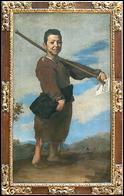 Quel peintre espagnol a réalisé 'Le pied bot' ?