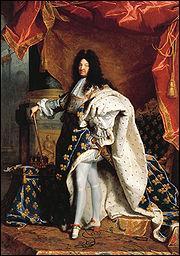 Quel peintre français a réalisé 'Portrait de Louis XIV en costume de sacre' ?