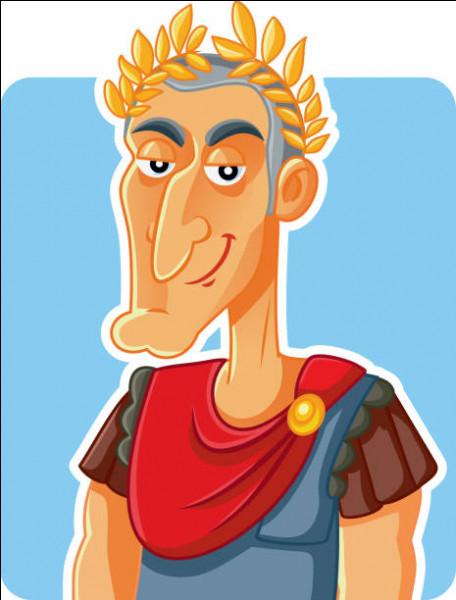 Quel est le titre des empereurs romains ?