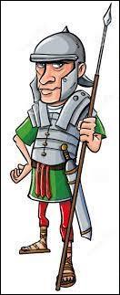 Qui sont les soldats de l'armée romaine ?