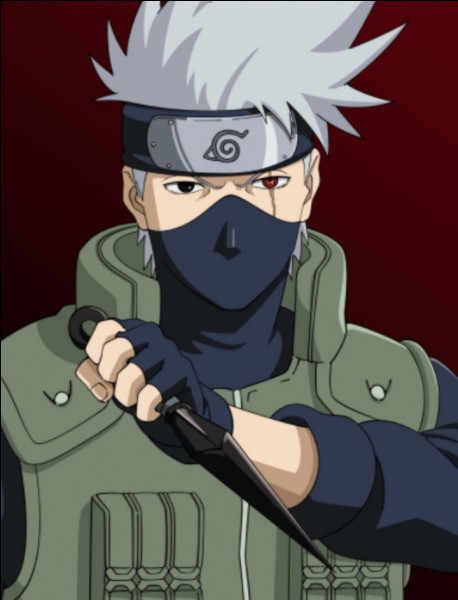 Qui est le maître de l'équipe de Naruto ?