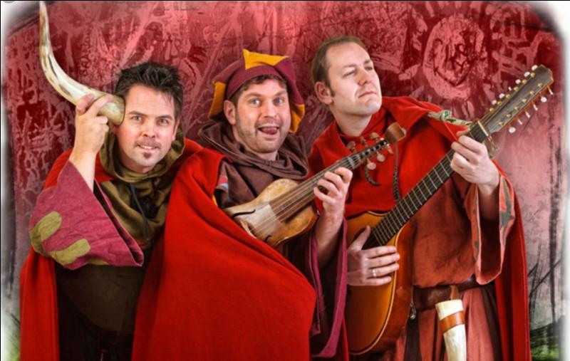 Quel est ce groupe de musique néo-médiévale ?