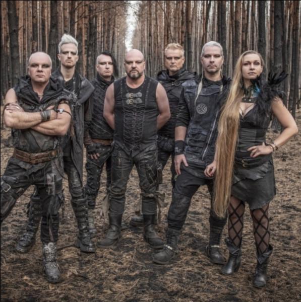 Quel est ce groupe de folk ?