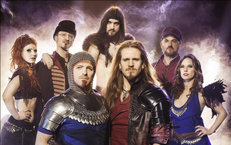 Quel est ce groupe de folk-rock ?