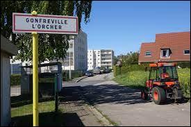 Petit tour en Normandie, à Gonfreville-l'Orcher. Ville de la métropole Havraise, connue pour ses raffineries, elle se situe dans le département ...