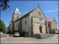Nous sommes à présent en Bourgogne-Franche-Comté, devant l'église Saint-Laurent de Môlay. Commune de l'arrondissement d'Avallon, elle se situe dans le département ...