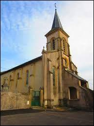 Nous sommes maintenant dans le Grand-Est, à Orny, devant son église Saint-Denis. Village de la Communauté de communes du sud Messin, il se situe dans le département ...