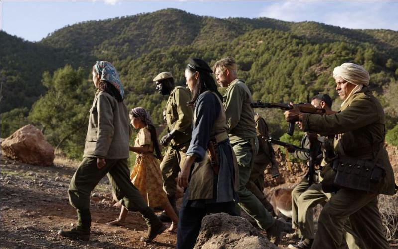 Dans ce film sorti en 2020, le colonel Paul Andreas Breitner, un ancien combattant des commandos d'élite de la guerre d'Indochine, part à la recherche de son ancien officier supérieur, le colonel Simon Delignières, porté disparu dans les Aurès. Quel est ce film ?