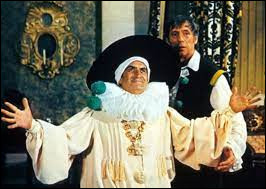 Quel est ce film de Gérard Oury qui réunit Karin Schubert et Louis de Funès ?