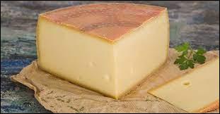 Quel est le nom de ce fromage qui est une pâte pressée cuite à base de lait de vache ?