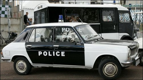 Cette auto de police des années 70 fut appréciée des Brigades de Direction en tenue (BDT) anciennes BAC de nuit. Quel est ce modèle ?