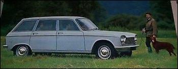 Populaire dans le monde rural des années 70 ce break était apprécié des chasseurs. Quelle est cette auto ?