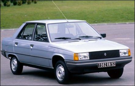 Elle fut la voiture de l'année 1982. Cette star du macadam fut même commercialisée aux USA. Quelle est cette auto dans sa version tricorps ?